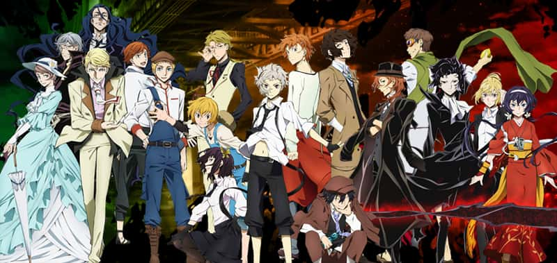 Image result for Bungou Stray Dogs Season 4
