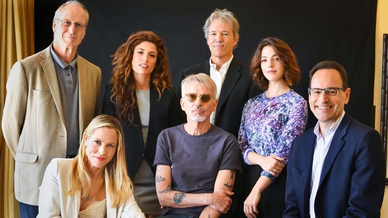 The cast of Goliath Season 4