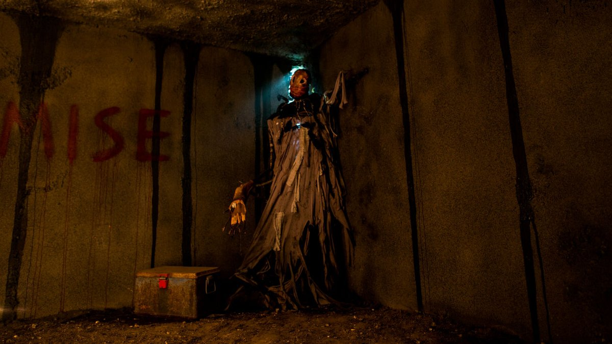 Netflix Drops Surprise Blumhouse Horror Film 'Mercy Black