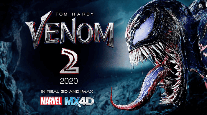 Image result for venom 2 movie poster