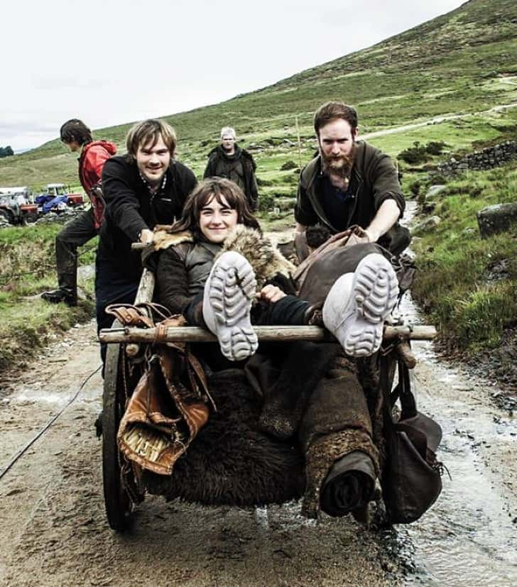 Game of Thrones: 50 Awesome Behind-the-Scenes Photos
